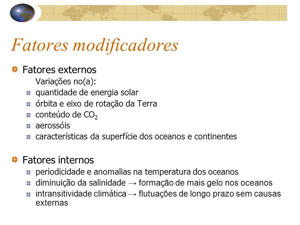 Portanto, para São Paulo, temos: C = mesotérmico – clima temperato quente w = chuvas no verão e seca no inverno a = Tq > 22°C Portanto, o tipo climático de São Paulo é Cwa