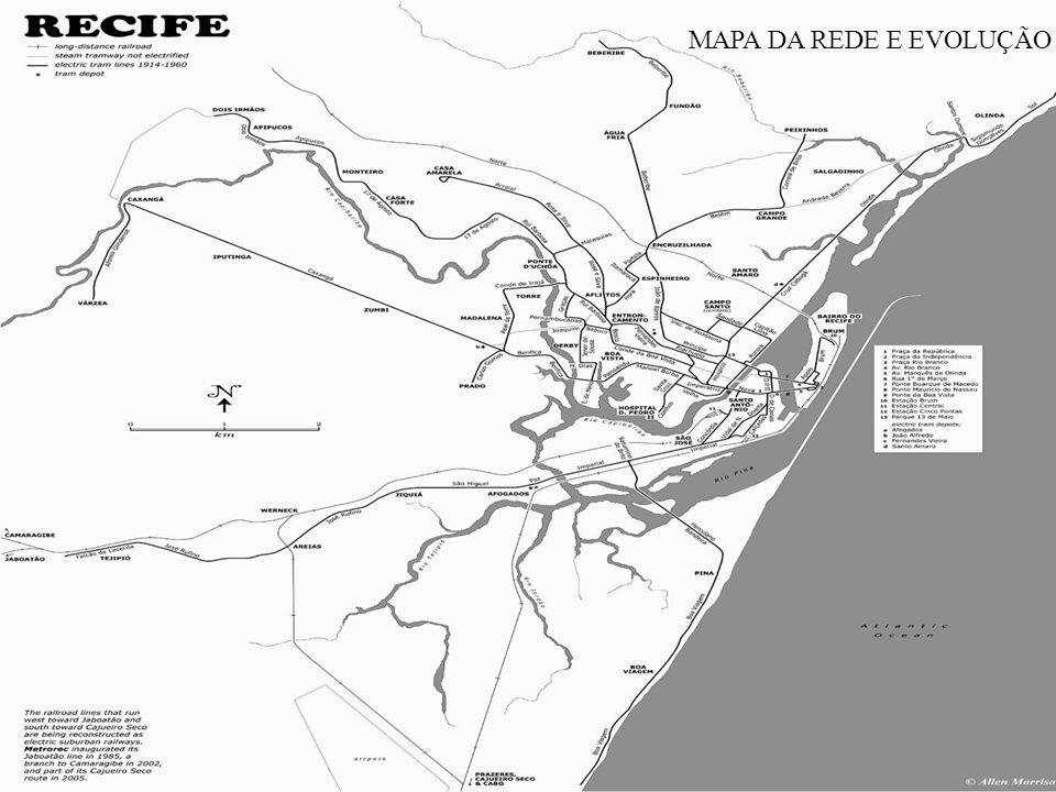 Políticos locais acusaram a Pernambuco Tramways de quebra de contrato e forçaram o reinício do serviço, com um veículo aberto, simples, rodando um dia