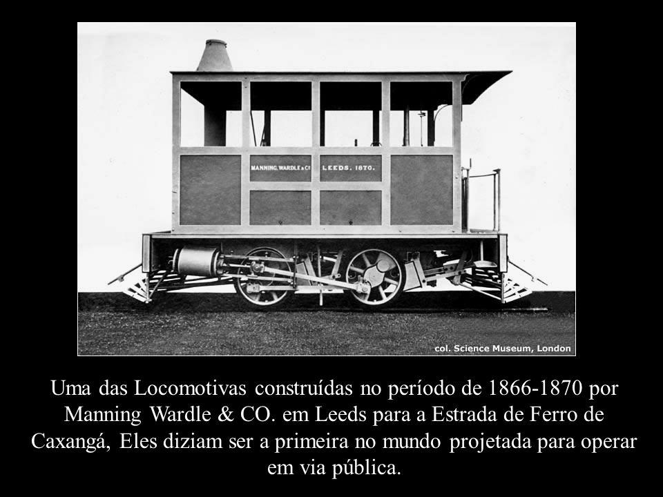 Numa matéria paga, na mesma edição, os empresários da ferrovia explicavam por que a inauguração do serviço se dava em caráter precário. Não sendo poss