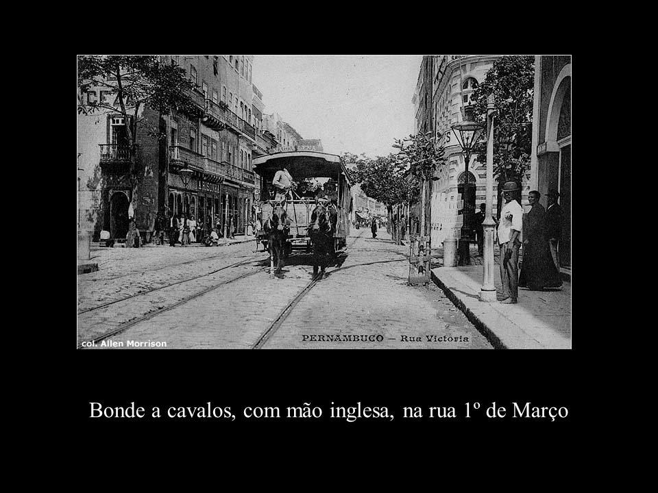 F.C.P. linha para Afogados e Jiquiá (Giquiá). No Jiquiá, onde foi o primeiro campo de pouso em Recife, pousava o Graf Zeppelin, 1930.