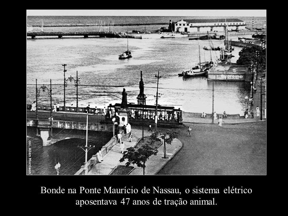Bondes da Av. Rio Branco
