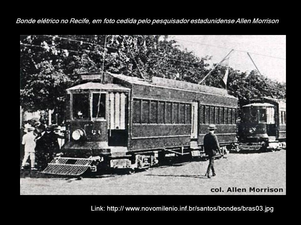 Apesar de seu espírito pioneiro, Recife foi a última das grandes capitais brasileiras a instalar bondes elétricos, depois de 21 outras cidades no Bras