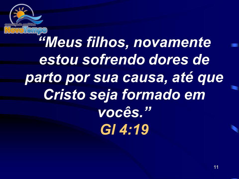 10 Nós o proclamamos, advertindo e ensinando a cada um com toda a sabedoria, para que apresentemos todo homem perfeito em Cristo. Para isso eu me esfo