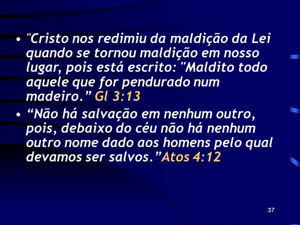 36 3. O ENSINO DE CRISTO COMO SALVADOR