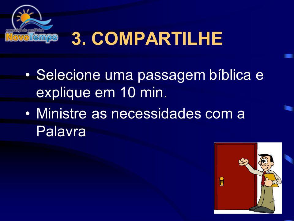 69 2. INDAGUE Averigue o que achou da reunião da igreja E converse sobre seus problemas e as causas dos mesmos
