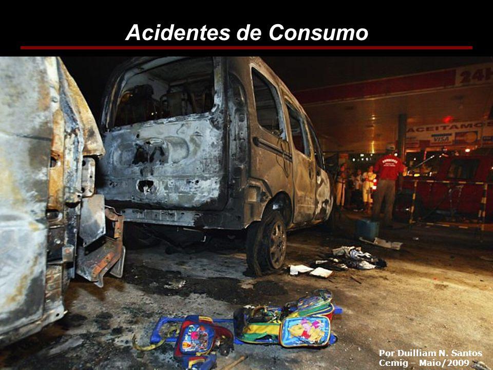 Relate o seu acidente de consumo O produto ou serviço não necessariamente precisa ter sido comprado por você.