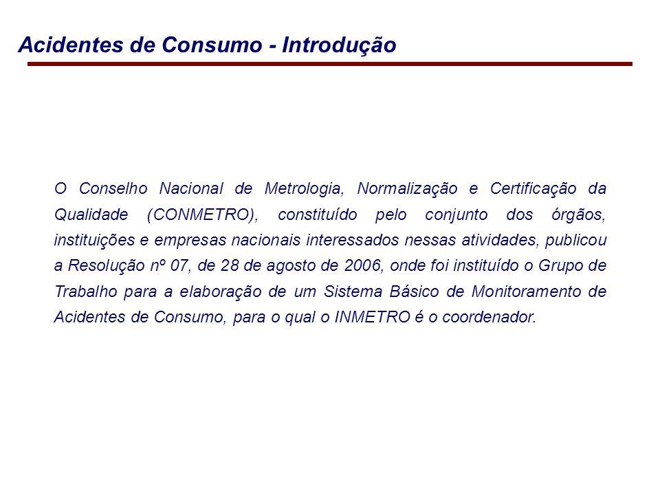 2003 - Com o objetivo de dimensionar os acidentes de consumo no Brasil, e de atacá-los eficazmente, a PRO TESTE (Oscip) e a AMB (em parceria com o Hospital São Paulo da Unifesp/EPM, Hospital Universitário da Irmandade da Santa Casa de Misericórdia de São Paulo, Hospital das Clínicas da FMUSP e Hospital Universitário da Universidade de São Paulo) mapearam, durante três meses, vítimas de acidentes de consumo.