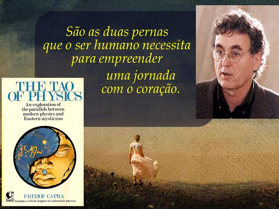 Mas como afirmou Fritjof Capra: o ser humano precisa de ambos. Ciência & Religião