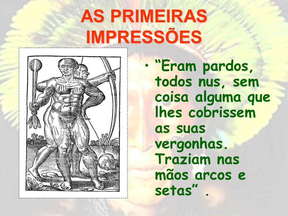 ÍNDIOS DO BRASIL PROFª TEREZA SODRÉ MOTA