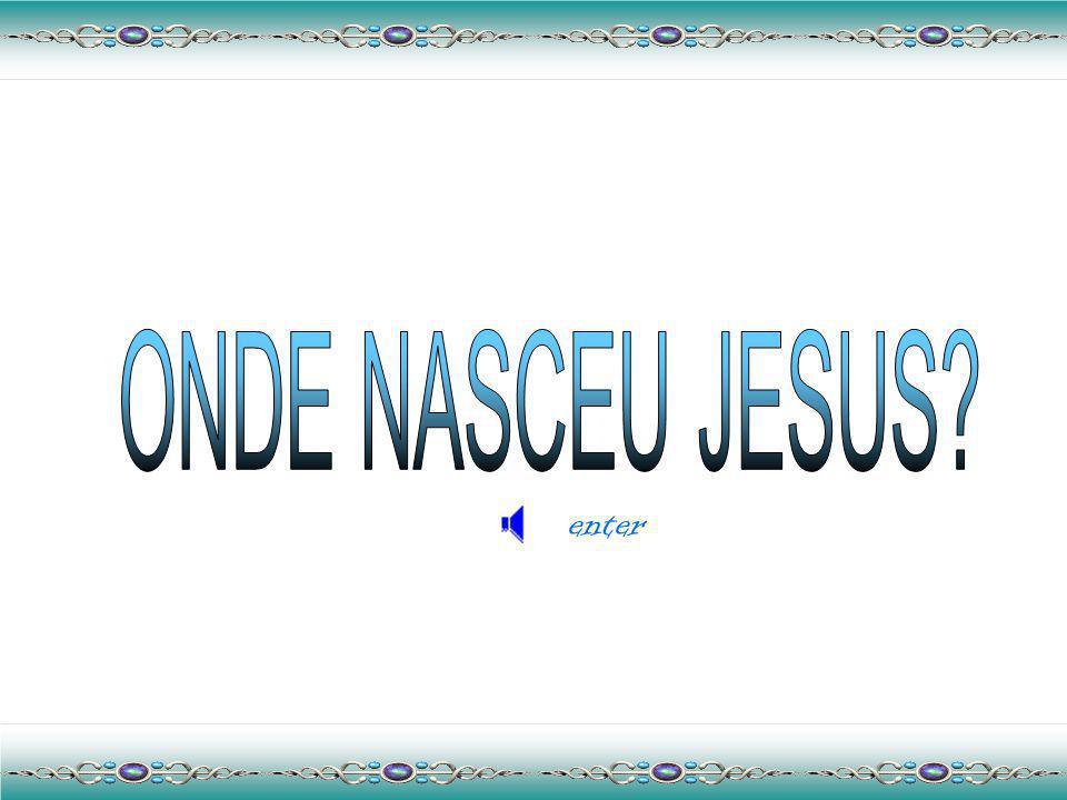 - Jesus nasceu em Betânia, na tarde em que visitou meu túmulo e disse: - Lázaro.