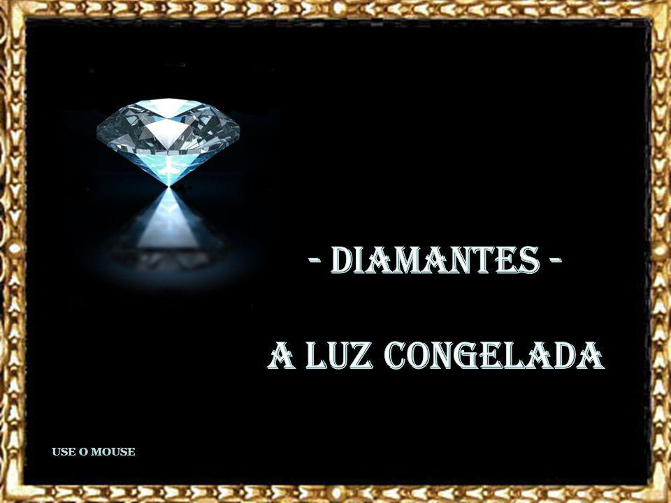 Diamante vermelho Moussaieff Este diamante (de 5,11 quilates), teve sua cor definida como Vermelho extravagante pelo Gemological Institute of America.