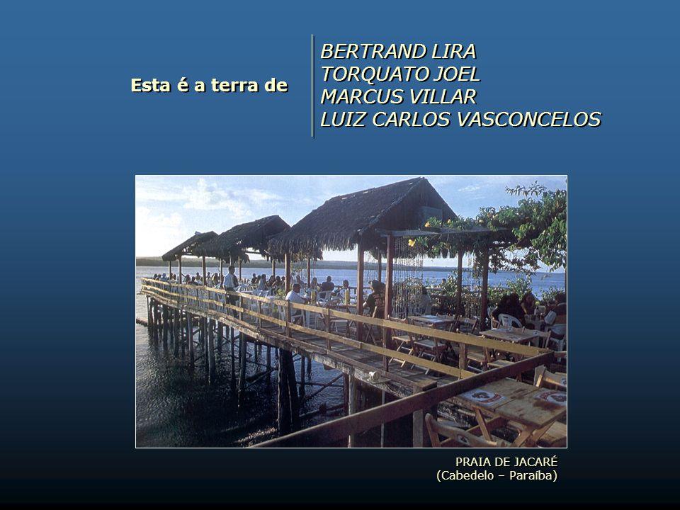 Esta é a terra de LEANDRO GOMES DE BARROS SOCORRO RAPOSO SÉRGIO DE CASTRO PINTO OSWALDO TRIGUEIRO DE ALBUQUERQUE MELO LEANDRO GOMES DE BARROS SOCORRO