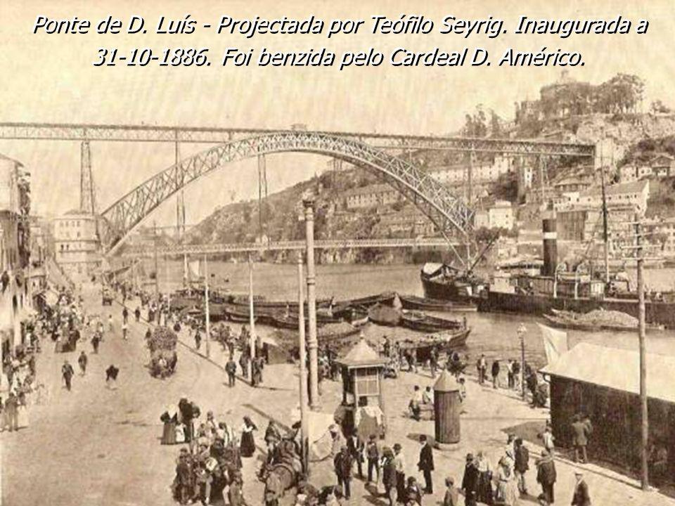 Sé do Porto - Iniciou-se a construção no 2º quartel do século Xll, no tempo da rainha D. Tereza. - Estilo românico. Sofreu, no correr dos séculos, vár