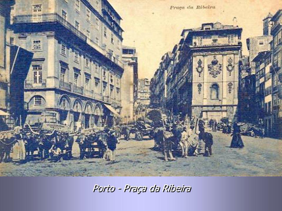 Porto - Rua dos Clérigos