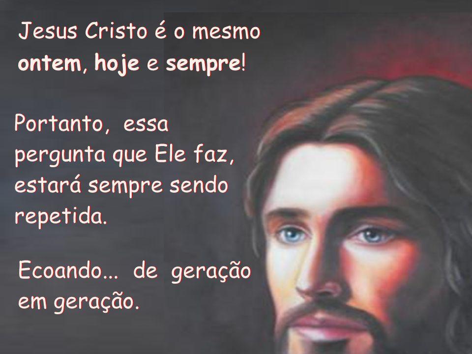(Lucas 9,20)