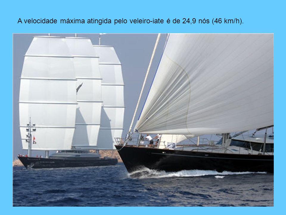 O custo desta embarcação única é calculado em cerca de 100 milhões de dólares (mais de 75 milhões de euros).
