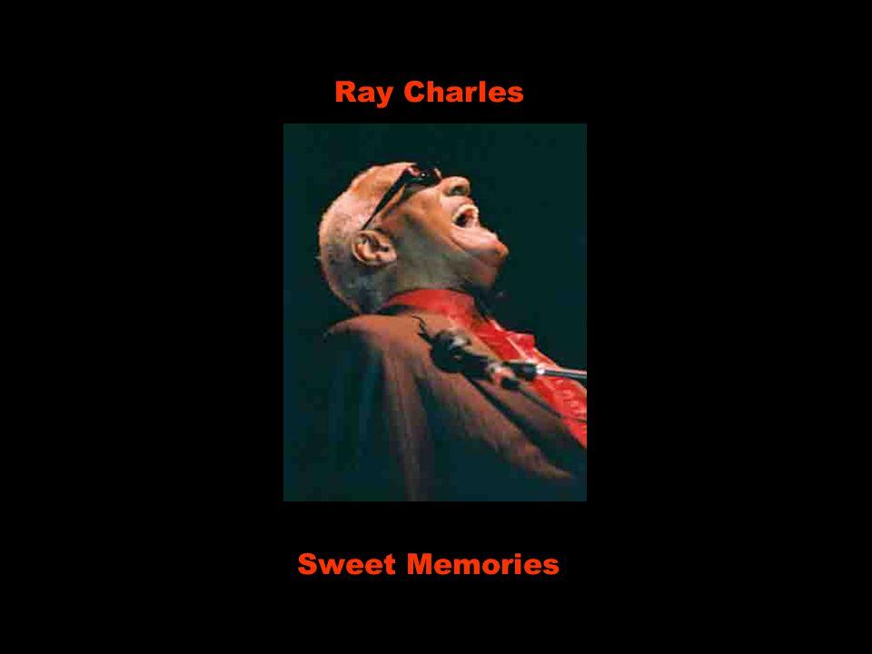 Ray Charles Sweet Memories