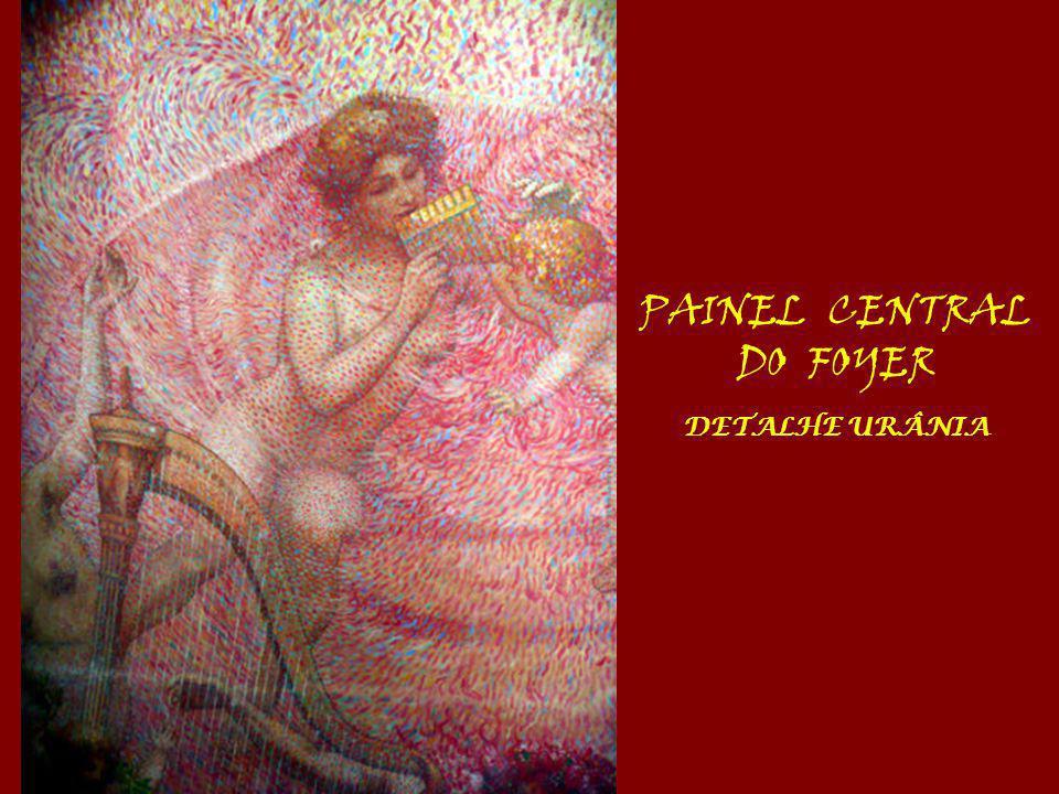 PAINEL CENTRAL DO FOYER DETALHE URÂNIA