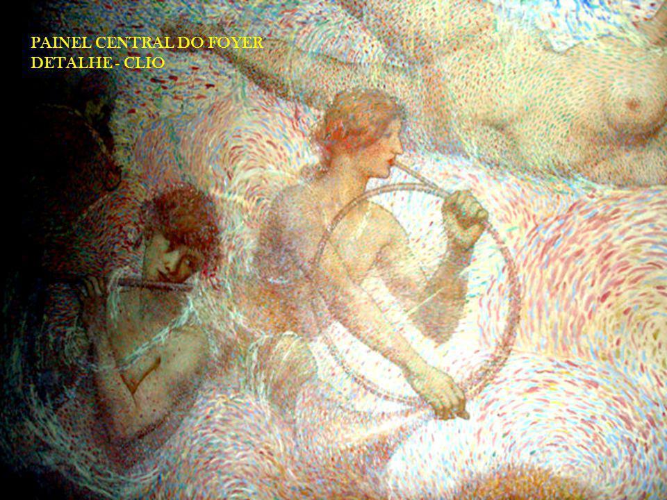 PAINEL CENTRAL DO FOYER DETALHE - CLIO
