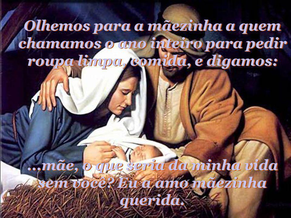 E porque amanhã é Natal, reunamo-nos todos os que lutamos juntos, na alegria e na dor......e que apesar de tudo permanecemos unidos. E porque amanhã é