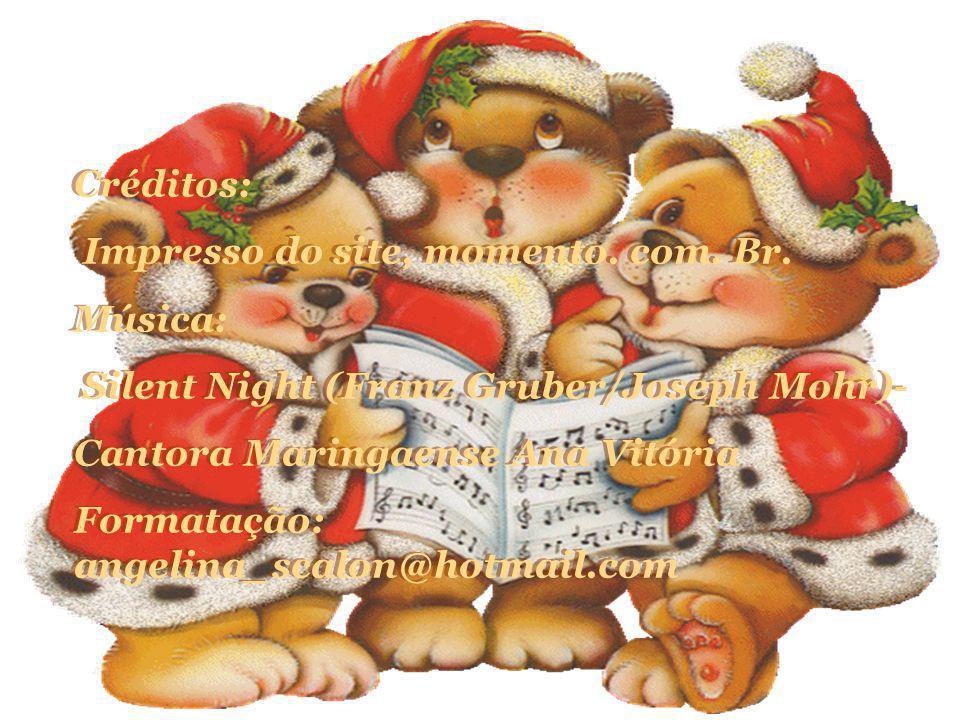 E porque amanhã é Natal, meus desejos...