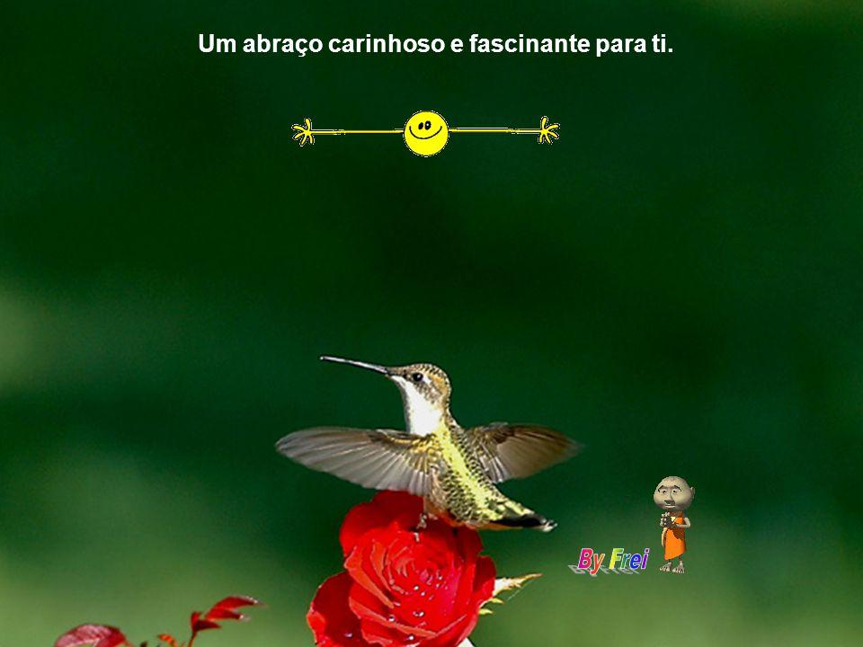 Se queres ser amado...Ama. Se queres receber um sorriso...