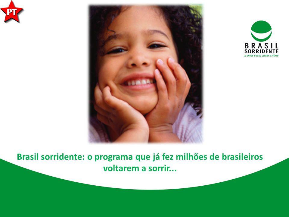 Brasil sorridente: o programa que já fez milhões de brasileiros voltarem a sorrir...