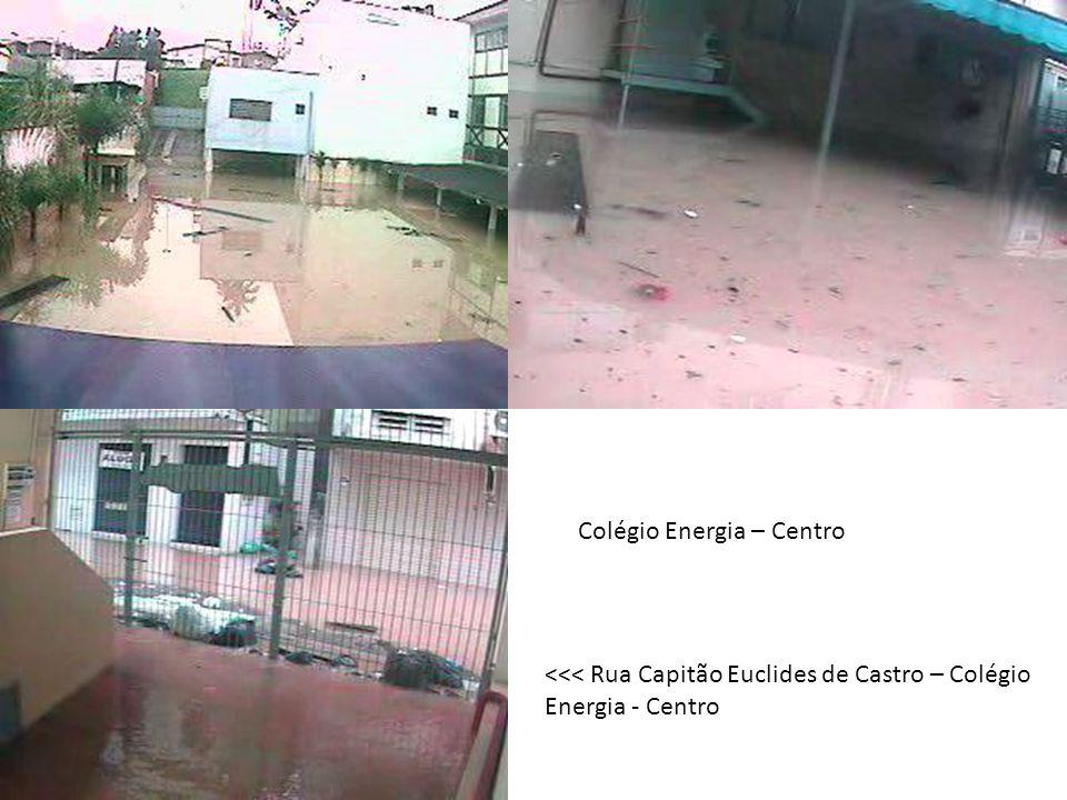 Colégio Energia – Centro <<< Rua Capitão Euclides de Castro – Colégio Energia - Centro