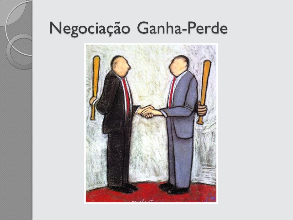 Negociação Ganha-Perde