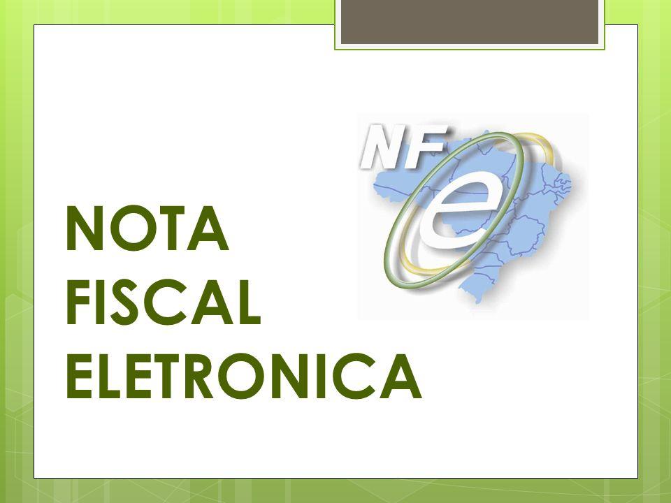 NOTA FISCAL ELETRONICA
