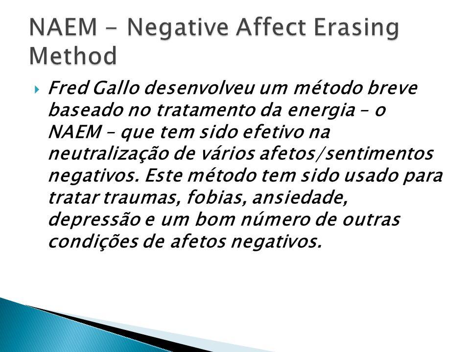 A Partir da observação dos trabalhos de Goodheart, foi criado o método denominado ESR Emotional Stress Release (Liberação do Estresse Emocional).