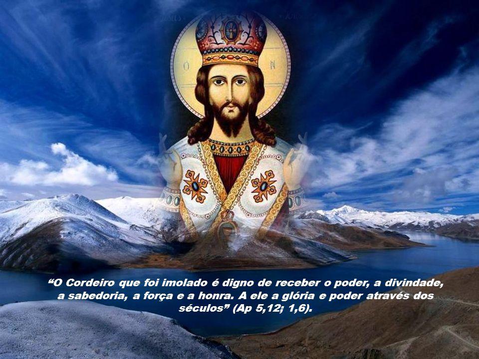 Caríssimos, A celebração da Solenidade de Nosso Senhor Jesus Cristo, Rei do Universo, fecha o Ano Litúrgico onde meditamos, sobretudo no mistério de s