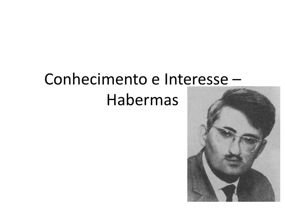 Habermas: Quem é Jürgen Habermas.