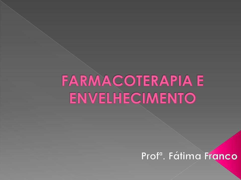 I- INTRODUÇÃO II- EPIDEMIOLOGIA A) Polifarmácia- Uso de vários medic.