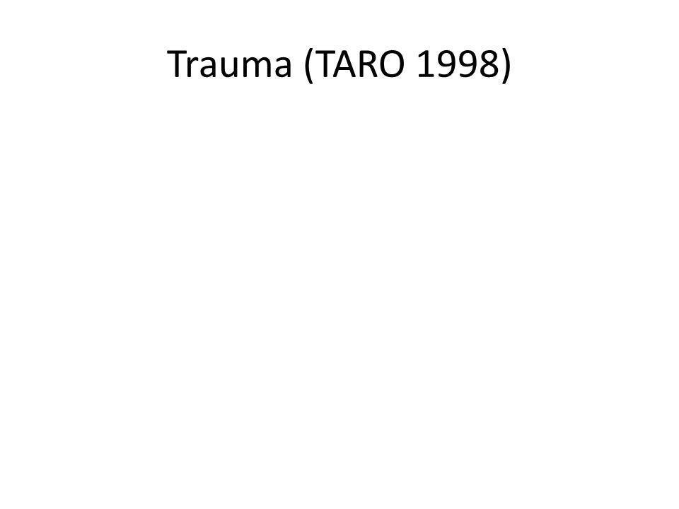 Trauma (TARO 1998)