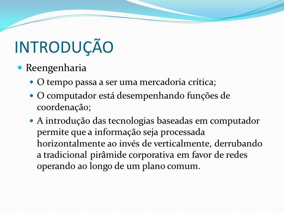 INFORMAÇÃO E SI NAS EMPRESAS Organograma de uma empresa Entretanto não expressam informações importantes tais como: Pessoas principais e suas funções; Ligações de comunicação crítica; Interdependências.