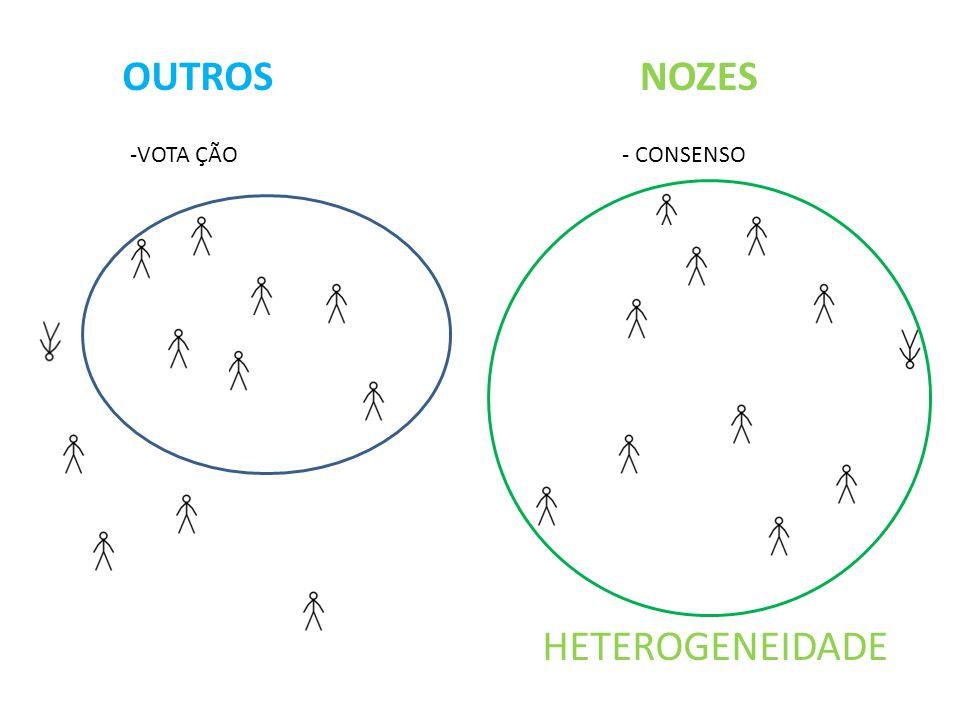 OUTROSNOZES -VOTA ÇÃO - CONSENSO HETEROGENEIDADE