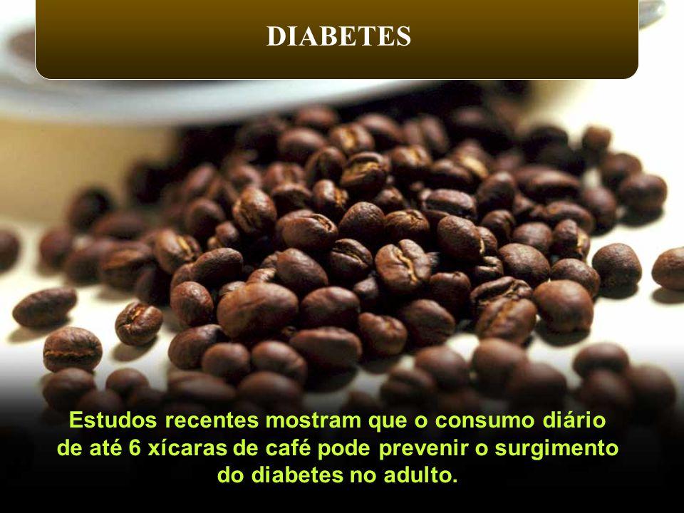 Pesquisas mostram que o consumo diário e moderado de café previnem a depressão e o suicídio.