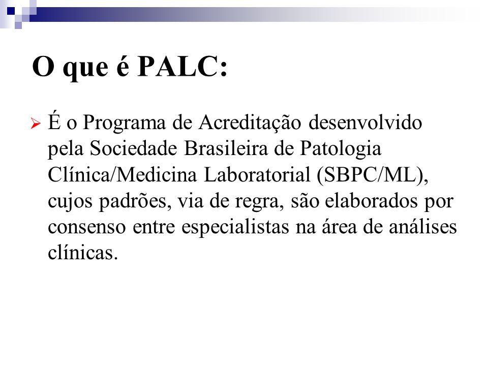 O que é DICQ: É o Programa de Acreditação desenvolvido pela Sociedade Brasileira de Análises Clínicas (SBAC), cujos padrões, via de regra, são elabora