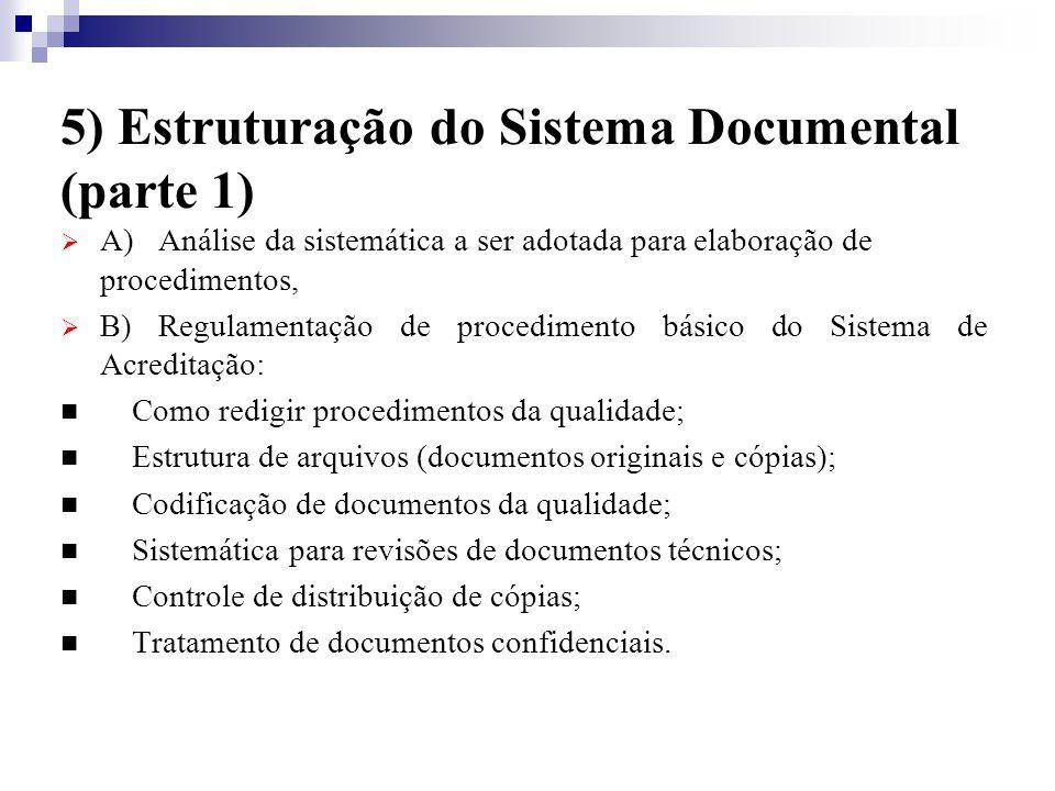 4) CICLO DE PALESTRAS Estas palestras são ministradas a todos os clientes internos da instituição a ser acreditada, envolvendo a diretoria, chefias e