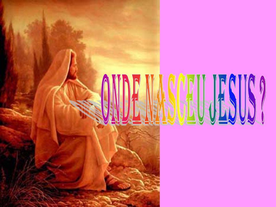 PERGUNTEMOS, FINALMENTE, À MARIA DE NAZARÉ ONDE E QUANDO NASCEU JESUS E ELA NOS RESPONDERÁ: - JESUS NASCEU EM BELEM, SOB AS ESTRELAS, QUE ERAM FOCOS DE LUZES GUIANDO OS PASTORES E SUAS OVELHAS AO BERÇO DE PALHA.