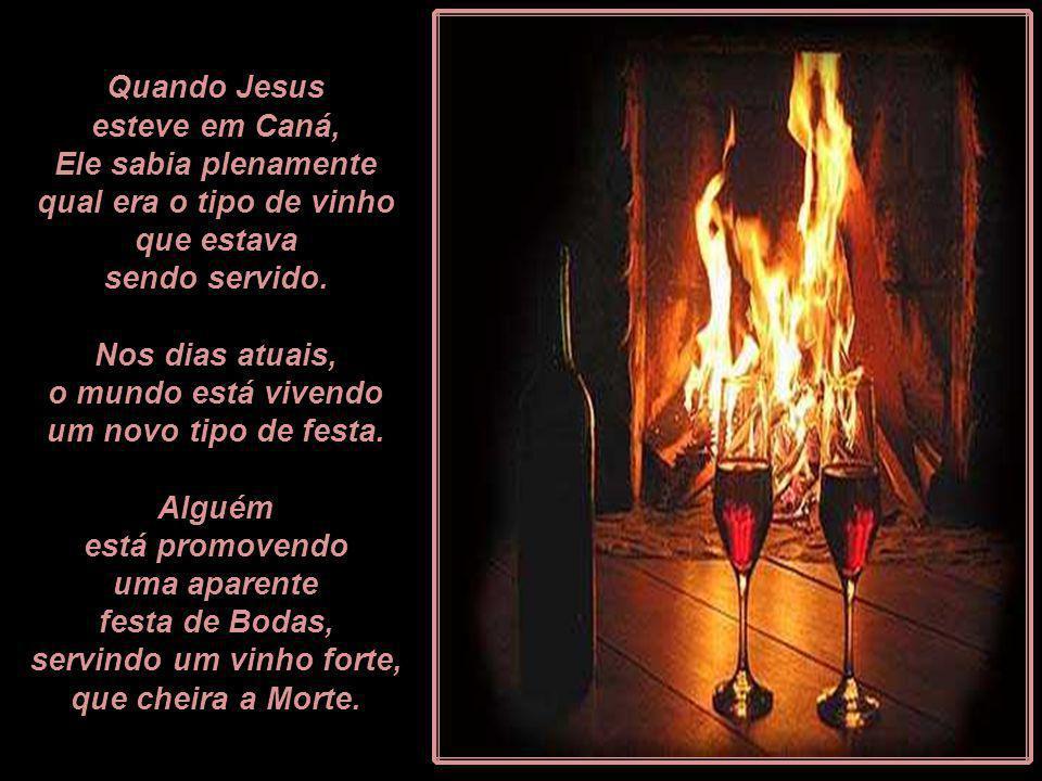 Jesus foi o primeiro a ser pisado e esmagado, neste grande Lagar que é o mundo.