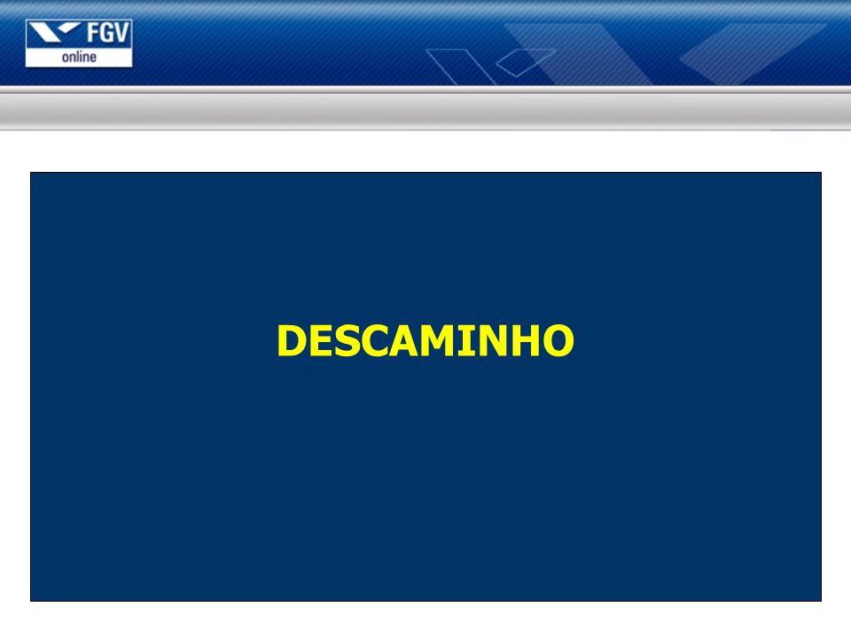 DESCAMINHO