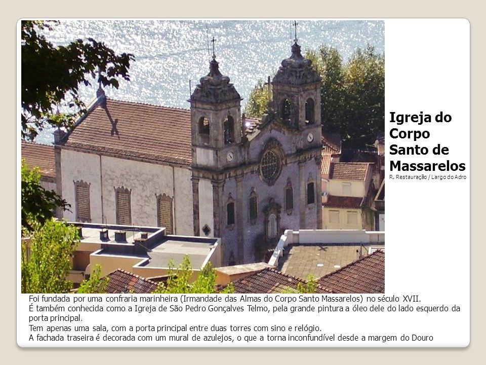 Igreja de Campanhã – Imagem em pedra Ançã