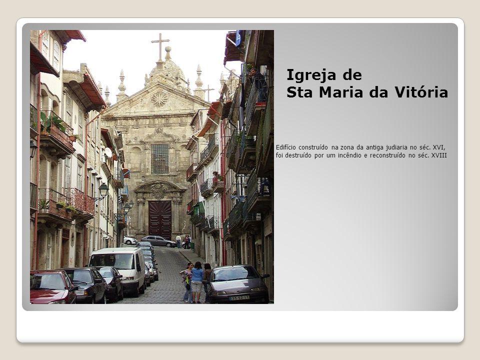 Igreja de S. Pedro de Miragaia – O magnífico altar-mor