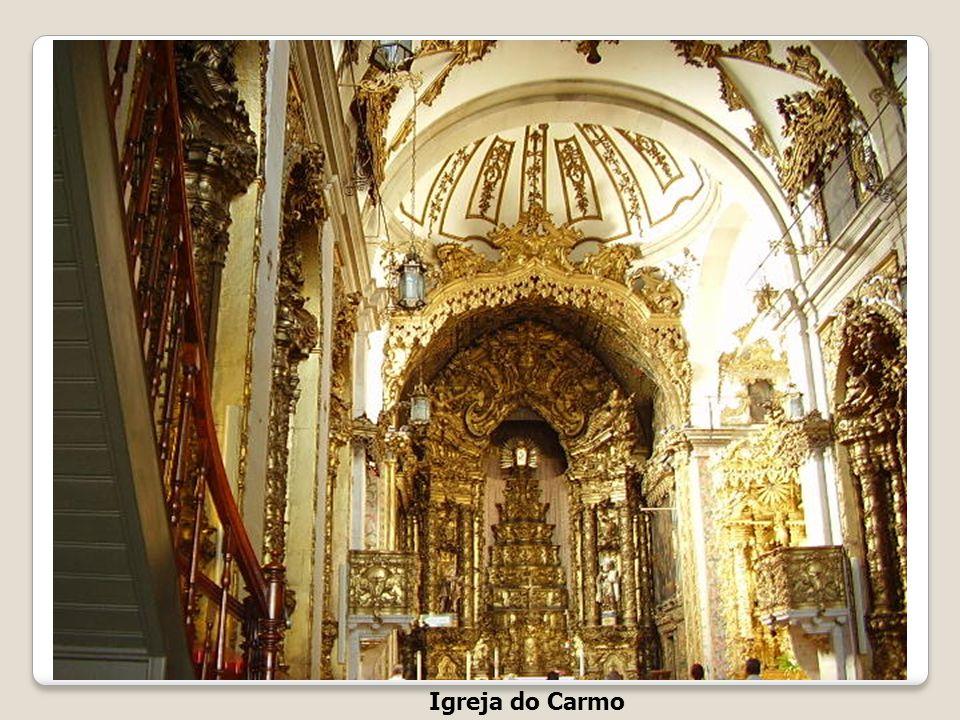 Estilo De estilo barroco/rococó, foi construída na segunda metade do século XVIII, entre 1756 e 1768, pela Ordem Terceira do Carmo, sendo o projecto d