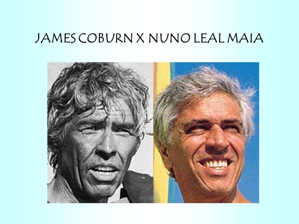 JAMES COBURN X NUNO LEAL MAIA