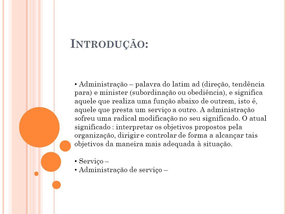 D ADOS : Serviço representa 63,10% da economia brasileira; Com aumento da concorrência cresce o serviço; Quanto mais maduro o mercado maior a utilização dos serviços; Serviço aumenta: qualidade, velocidade e competitividade no custo; Serviço envolve: tecnologia e pessoas; Cresce o número de usuários em internet (venda, compra, informações e relacionamento);