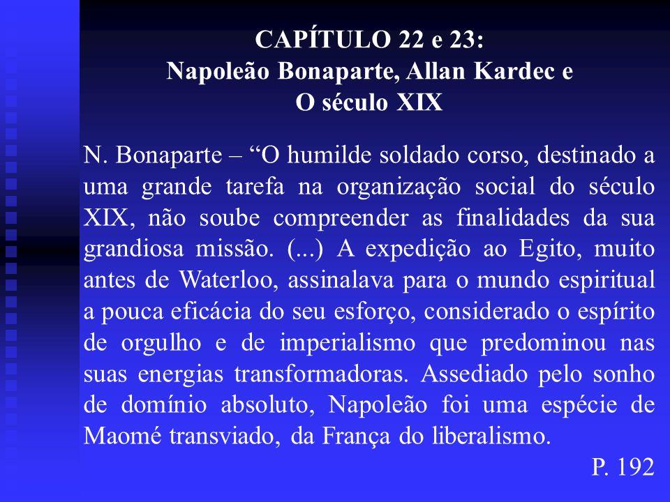 NASCIMENTO DE ALLAN KARDEC (03/10/1804) - Providências dos espíritos superiores para a Humanidade.