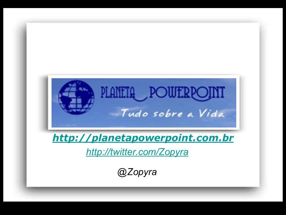 Planeta PowerPoint temos mais de Duas mil mensagens em powerpoint.